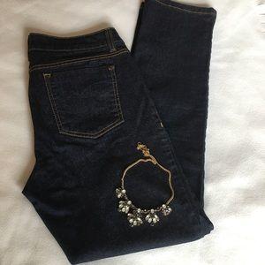 DKNY high waisted skinny jeans NWOT